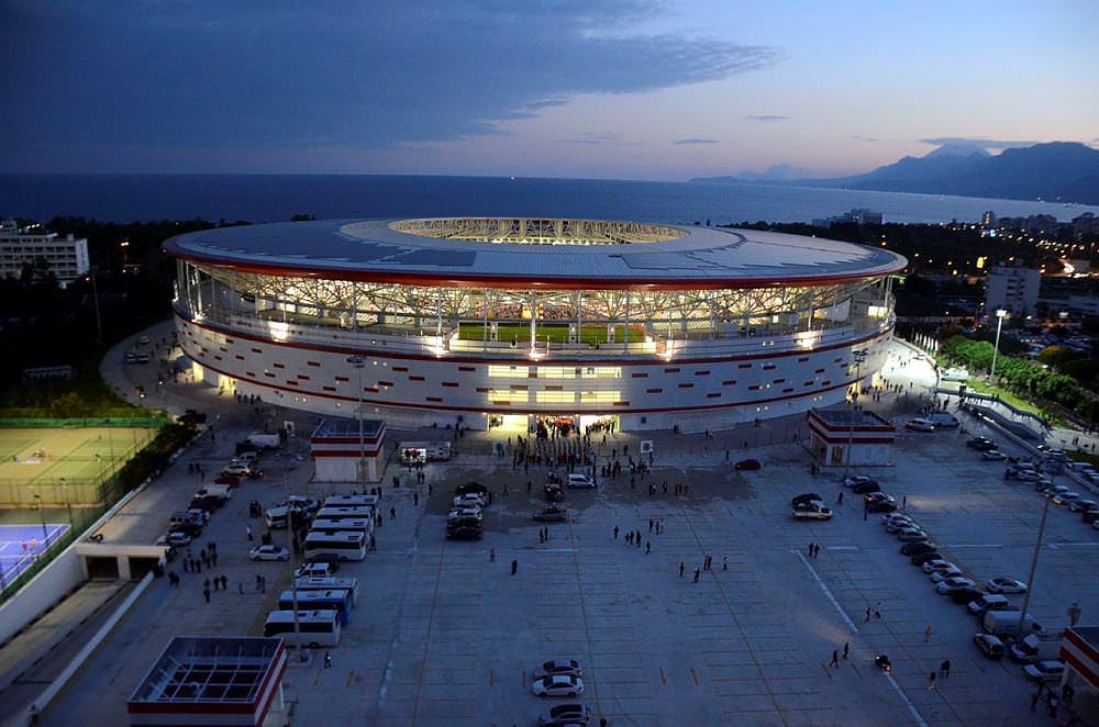 Antalyaspor - Be�ikta�