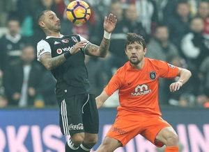 Beşiktaş - Başakşehir maçı Twitter'ı salladı!