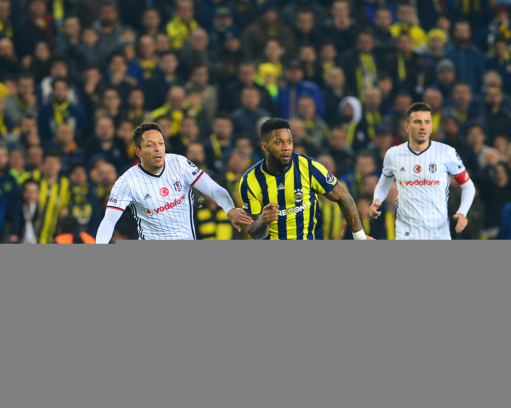 Fenerbahçe - Beşiktaş maçı twitter yorumları!