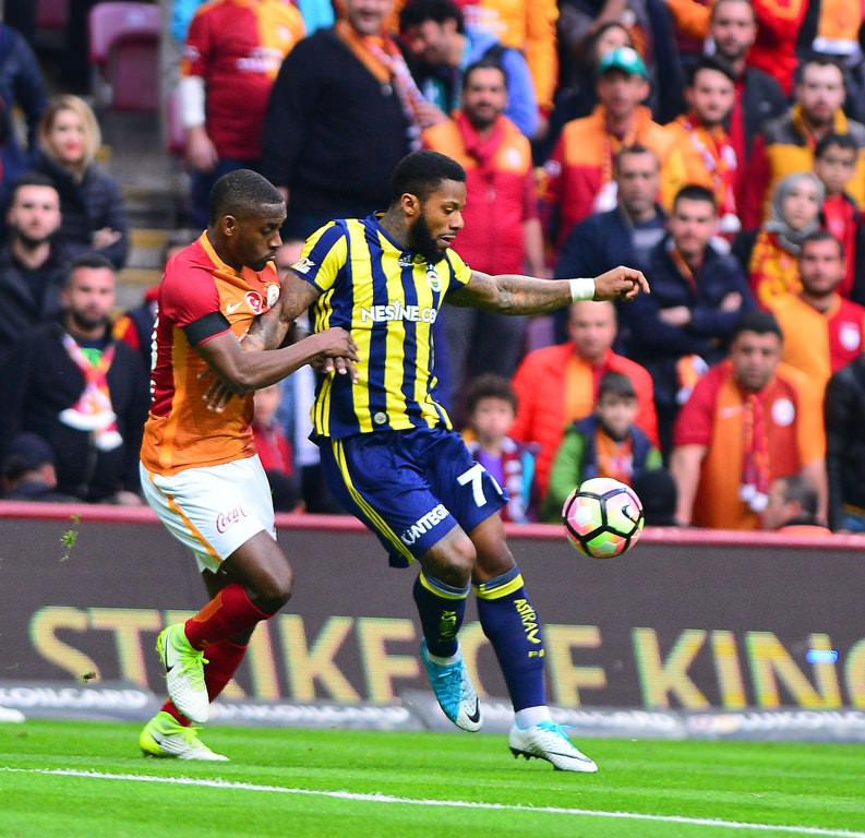 Galatasaray - Fenerbahçe (STSL 28. hafta)