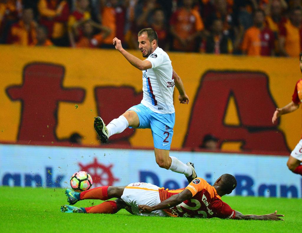 Galatasaray - Trabzonspor: 0-1