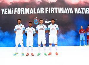 ��te Trabzonspor'un 2013-2014 sezonu formalar�
