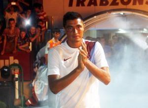 Trabzonspor'dan g�vde g�stersi