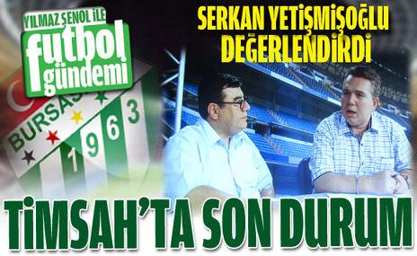 Bursaspor'da son geli�meler