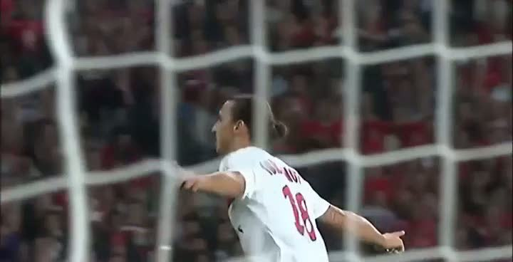 Ronaldo vs. Ibrahimovic