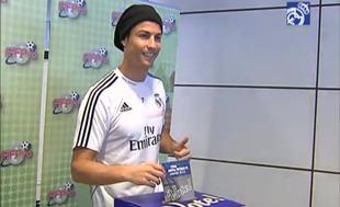 Ronaldo oyunu verdi