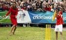 Düşes Kate kriket oynarsa