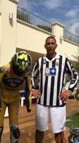 Materazzi Zidane'a meydan okudu