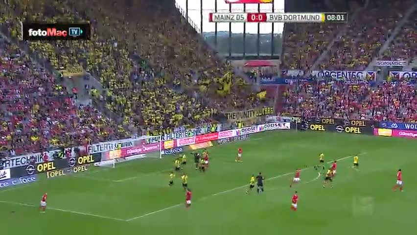 Bundesliga tarihinin en k�t� serbest vuru�u
