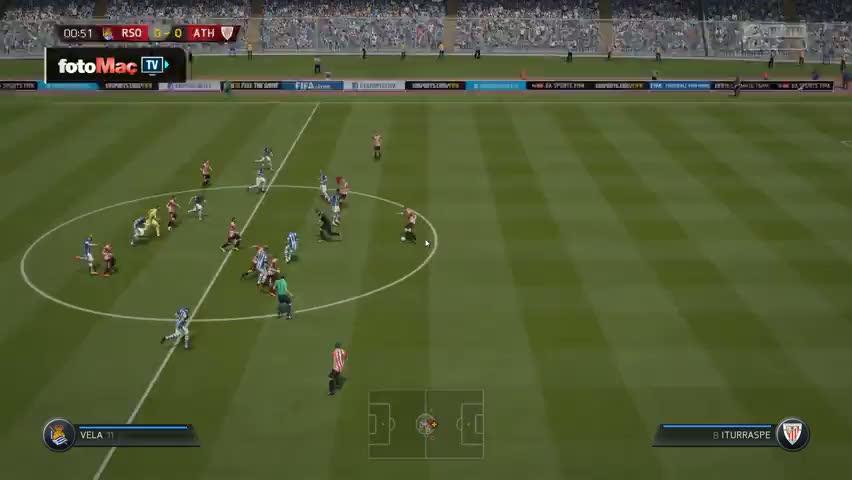 FIFA 15 de fark yaratamad�