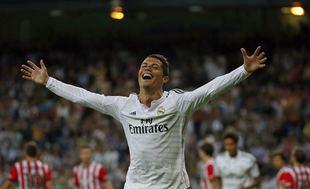 Ronaldo'dan tarihi rekor