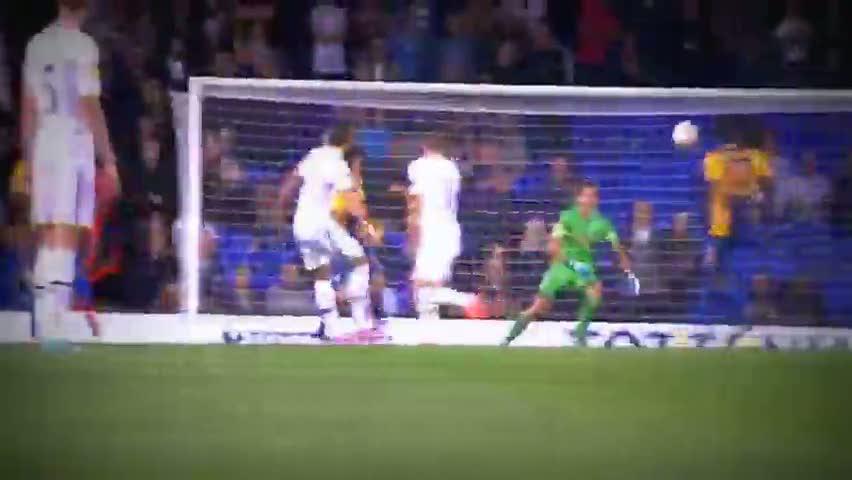 Erik Lamela'dan fantastik gol
