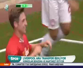 Liverpool transferde taaruza ge�ti