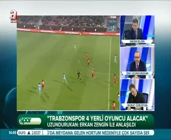 Trabzonspor'un hedefindeki 4 yerli isim