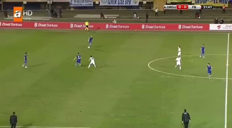 Mehmet Topuz'dan harika gol