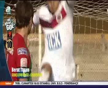 T�rkiye Kupas�'nda haftan�n golleri