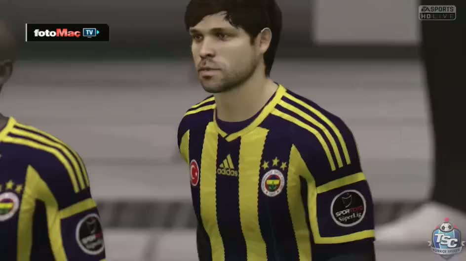 FIFA 15'ten derbi tahmini