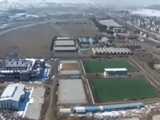 Sivas'a devasa spor kompleksi