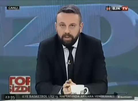 BJK TV'den Emre Bel�zo�lu'na 'hodri meydan'