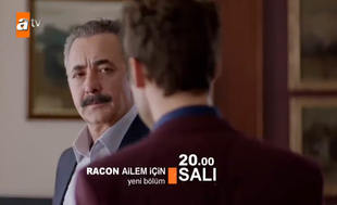 Racon Ailem ��in 4. B�l�m Fragman�
