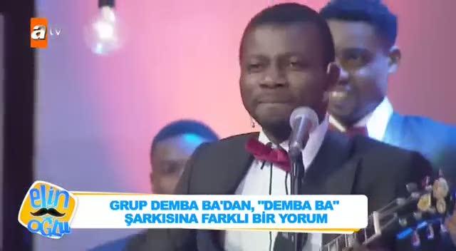 Rock grubuna Demba Ba ad�n� koydular