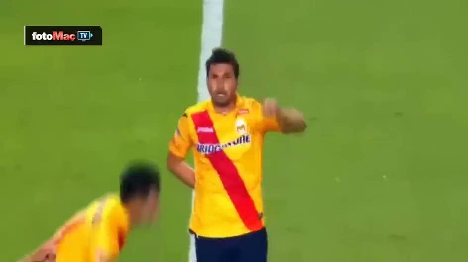 Ronaldinho'ya yak��mayan hareket