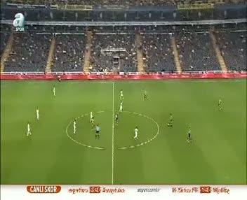 Fenerbah�e-Bursaspor (�ZET)