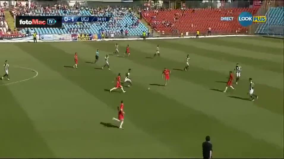 25 metreden a��rtma gol