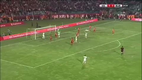��te Bursaspor'un gol�