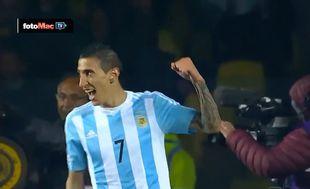 Arjantin Paraguay'� darmada��n etti