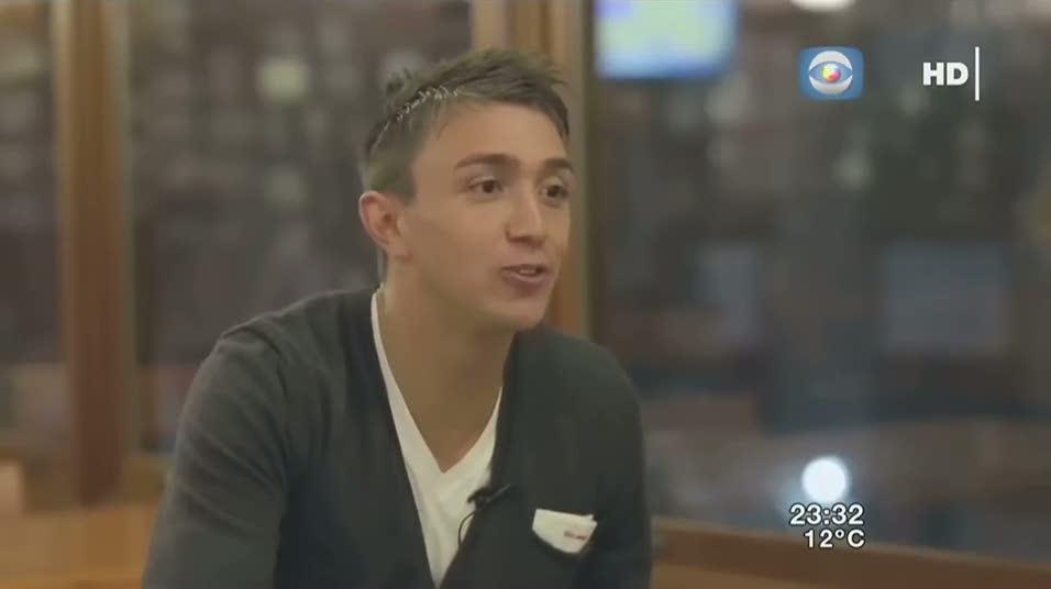 Fernando Muslera'dan T�rk�e sipari�