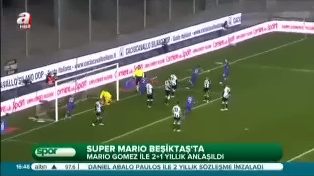 Mario Gomez Be�ikta�'ta