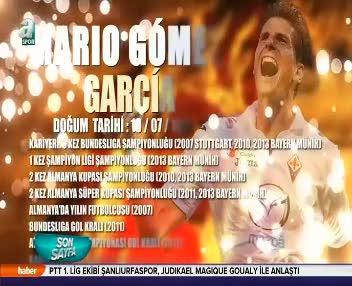 Mario Gomez'in hayat hikayesi