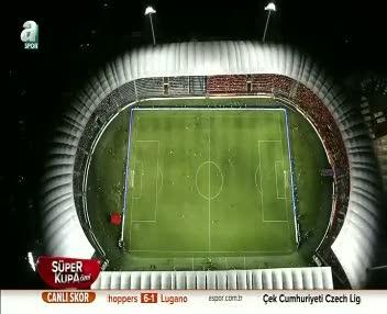 Galatasaray - Bursaspor (�ZET)