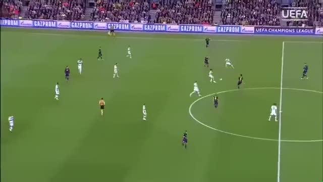��te Avrupa'da 2014-2015 sezonunun en iyi gol�