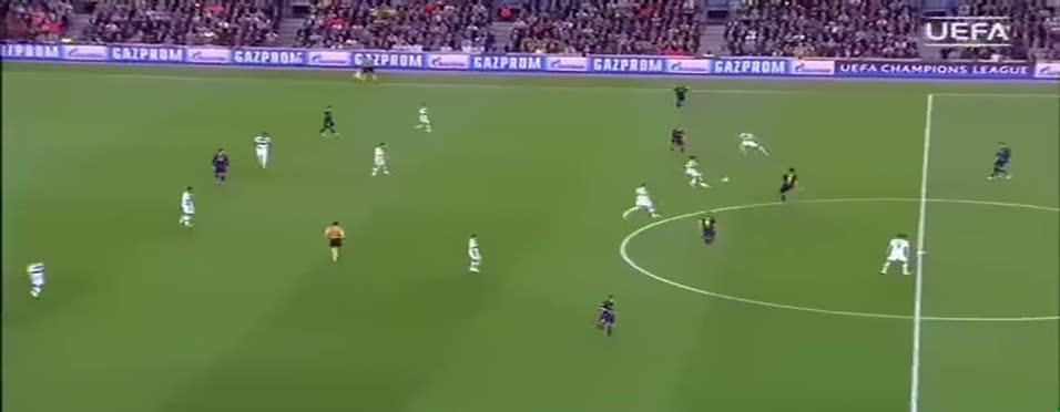 ��te Avrupa'da 2014-2015 sezonunun en iyi golü