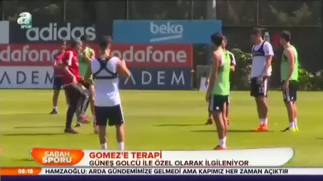 Gomez'e terapi