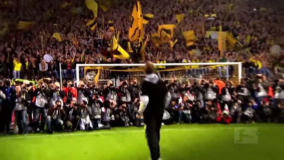 J�rgen Klopp 'un ak�llara kaz�nan 10 gol sevinci