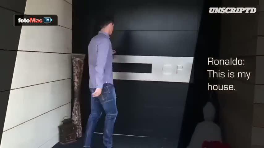 ��te Ronaldo'nun g�z kama�t�ran malikanesi