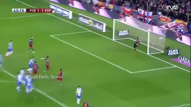 Messi golü attı Arda'ya koştu