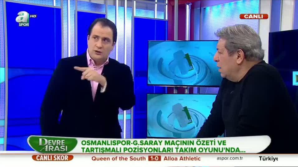 Erman Toro�lu: Muslera a�lamas�n