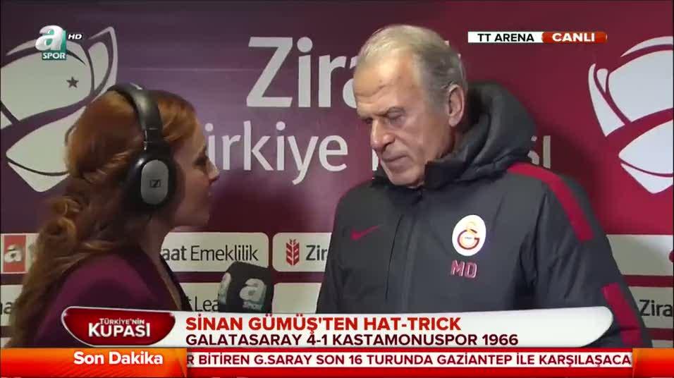 Mustafa Denizli: Burak hi�bir yere gidemez