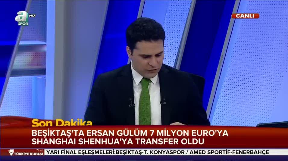 Ersan G�l�m �in Ligi'ne transfer oldu