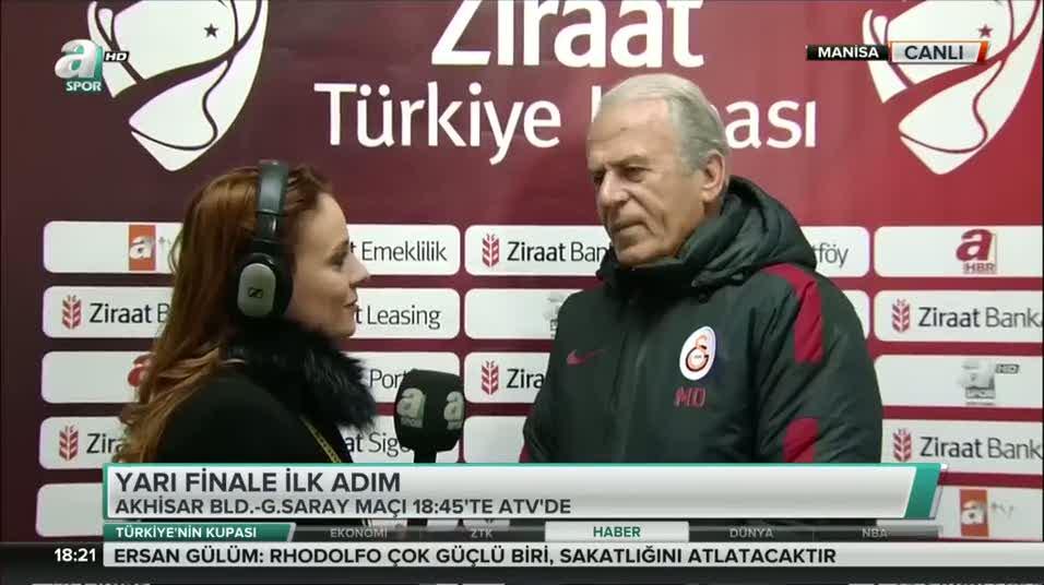 Mustafa Denizli isyan etti