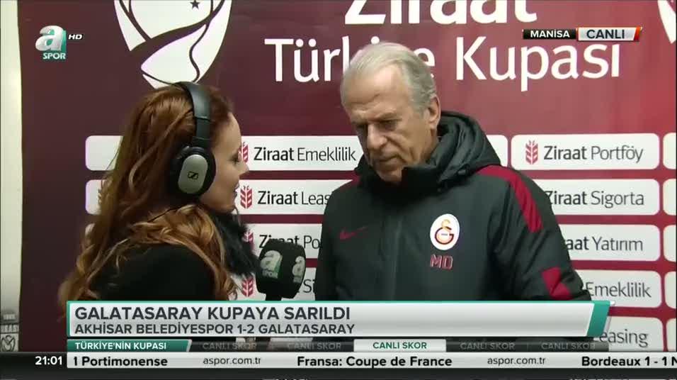 Mustafa Denizli: Psikolojim bozuk