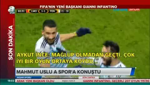 Mahmut Uslu: Hedefimiz Avrupa Ligi'nde final