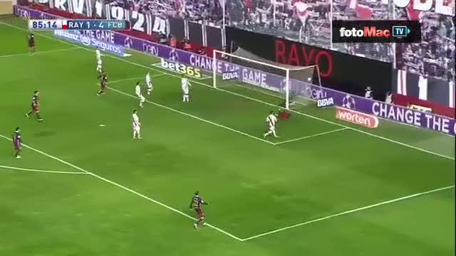 Arda'nın Barcelona formasıyla ilk golü