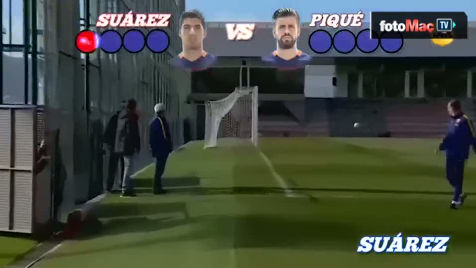 Suarez-Pique kapışması