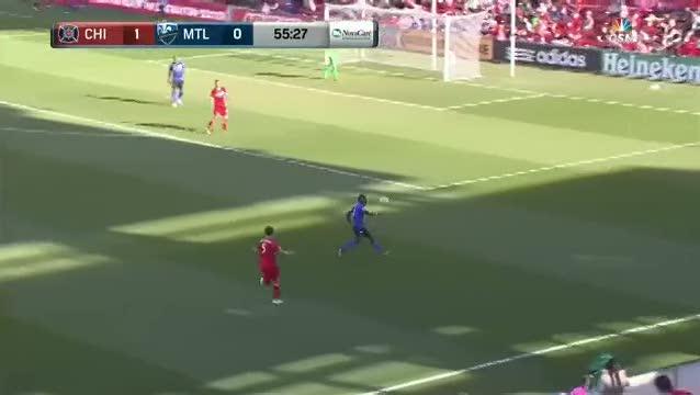 Drogba'dan ��k topuk gol�