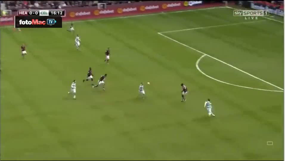 Colin Kaz�m'dan harika kontrol ��k gol!